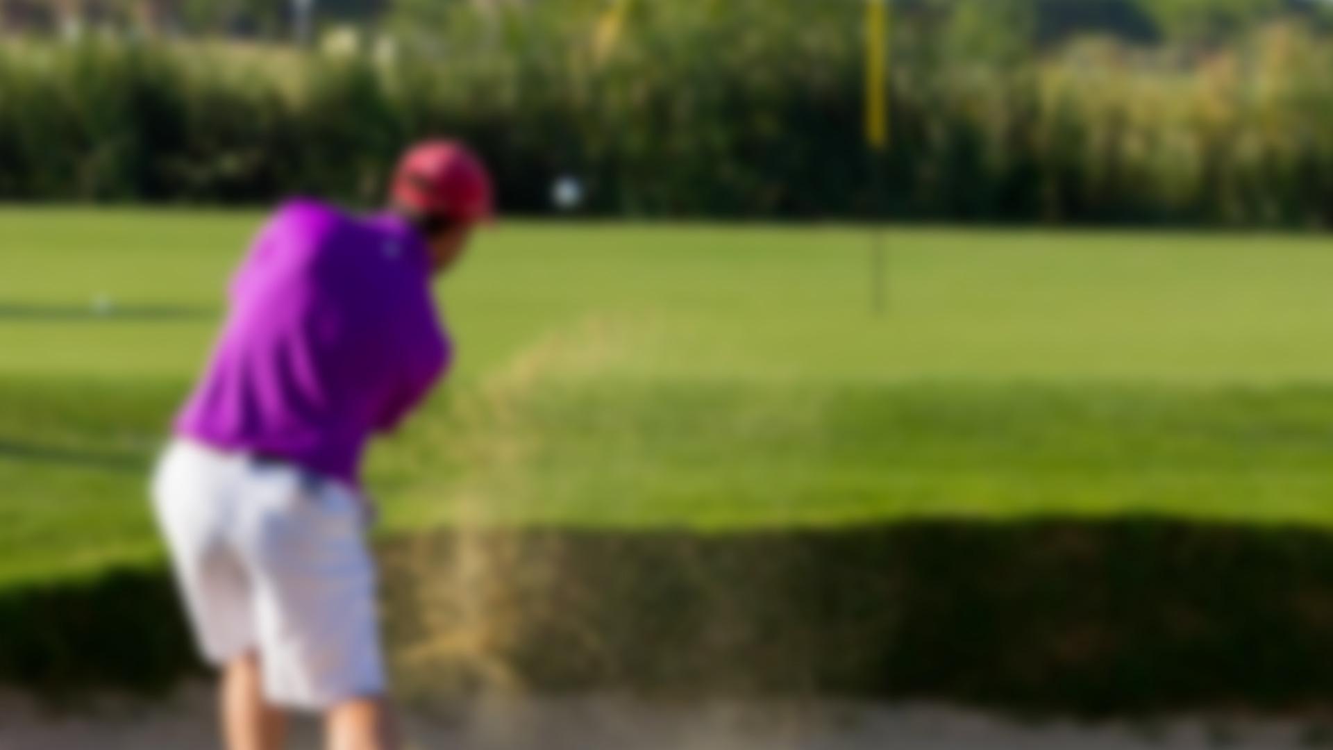 Cursos de golf personalizados a gusto del jugador
